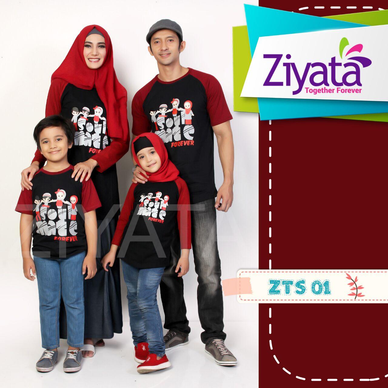 Baju Family Ziyata ZTS 01
