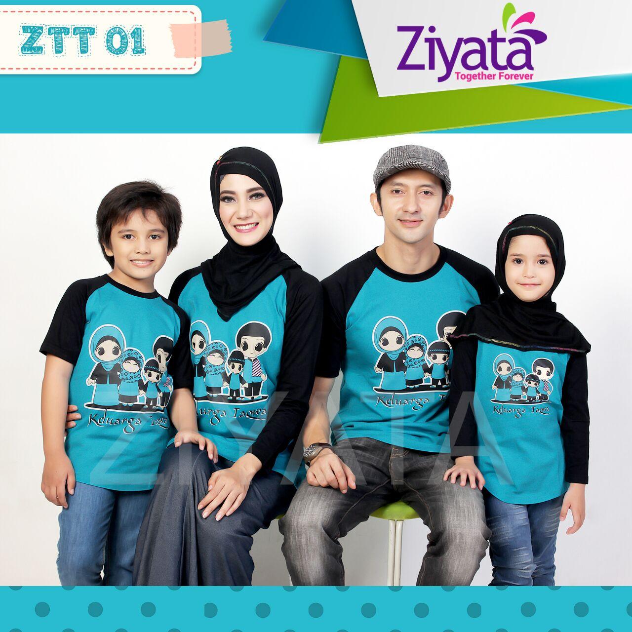 Baju family ZTT 01