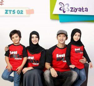 Baju Family Ziyata ZTS 02