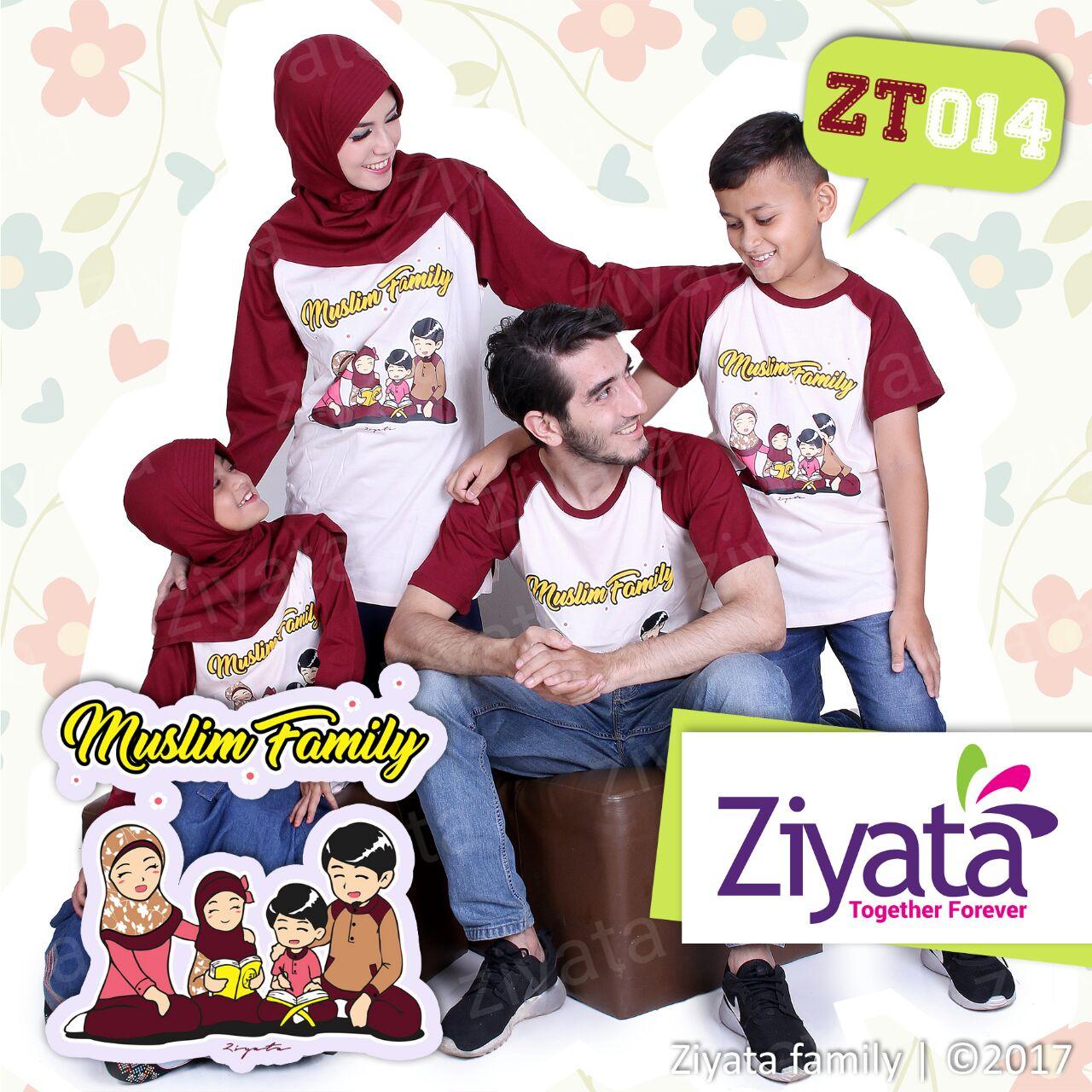 Kaos Ziyata Couple