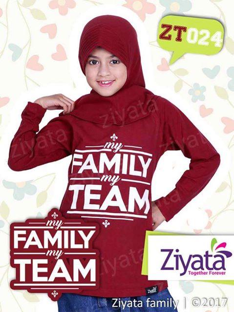 Kaos Anak Muslim