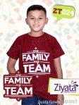 Kaos Couple Ayah Ibu Dan Anak Kaos Anak Laki Ziyata ZT024