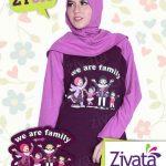 Jual Baju Couple Keluarga 2 Anak Perempuan