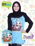 Jual Baju Ayah Ibu Anak Perempuan Baju Couple Muslim Murah