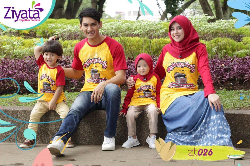 Agen Baju Couple Keluarga