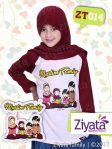 Grosir Baju Coupel Putri N Ibu Kaos Keluarga Muslim Family