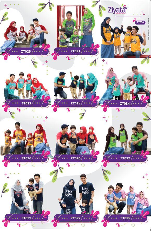 Jual Baju Couple Family Muslim