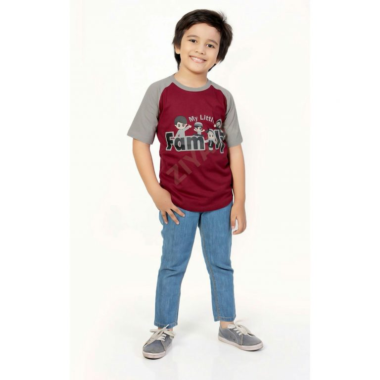 Baju family anak laki laki ztl 02