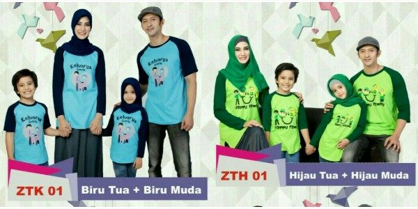 baju family slide 1