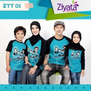 Baju Family Ziyata ZTT 01