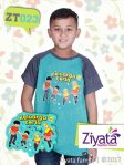 Baju Kaos Ayah Ibu Anak Laki Kaos Couple Islam Ziyata ZT023
