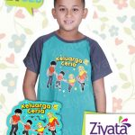 Baju Kaos Ayah Ibu Anak