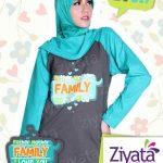 Jual Kaos Muslim Keluarga