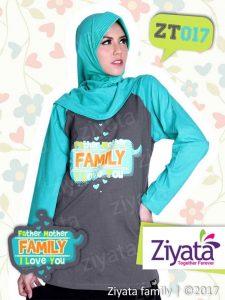 Jual Kaos Muslim Keluarga Baju Couple Trend 2017 Yang Keren