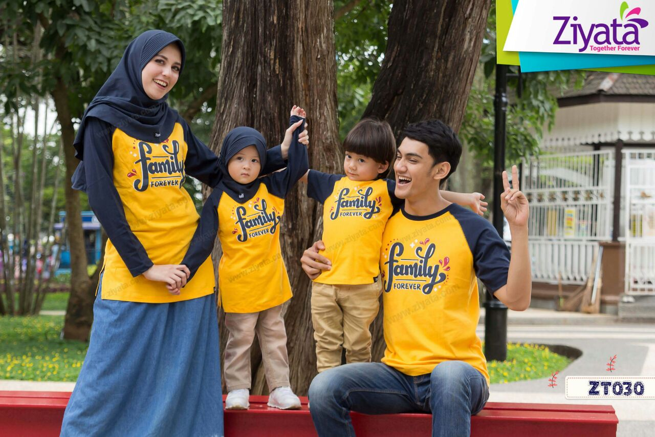 Grosir Baju Couple Family