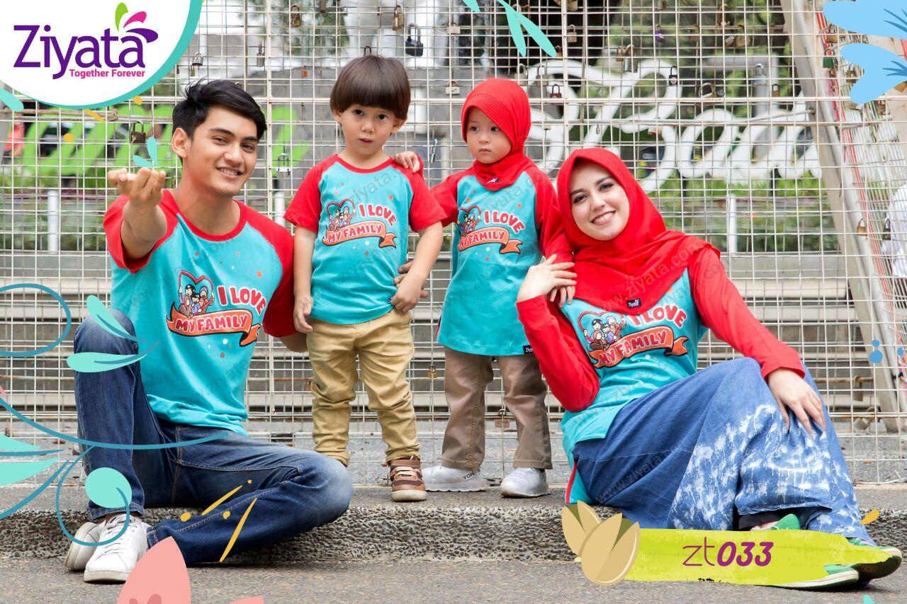Grosir Baju Couple Keluarga