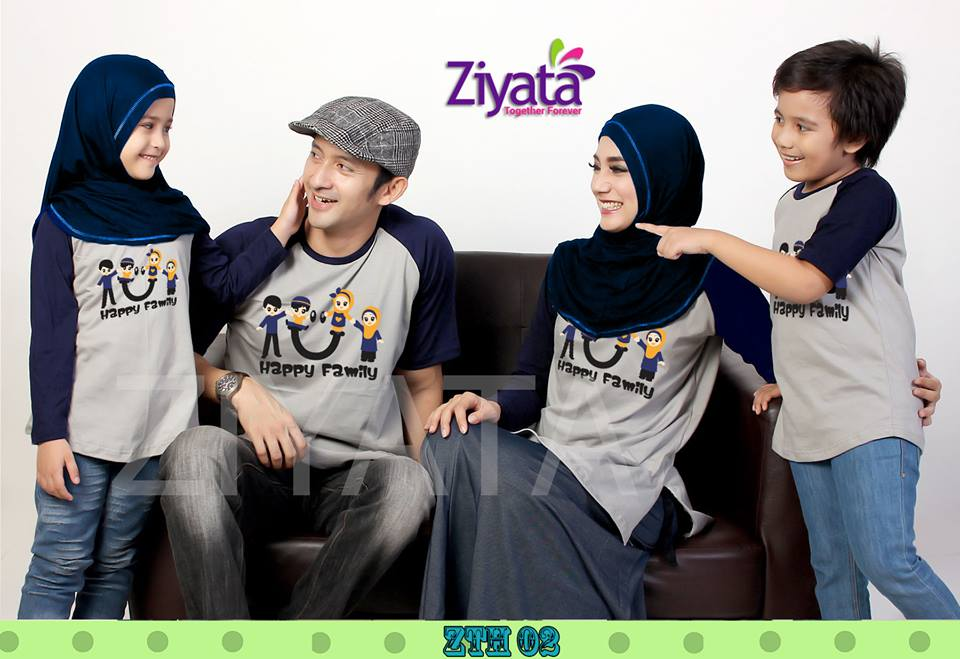 Jual Baju Muslim Couple Keluarga