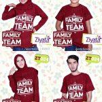 Beli Kaos Couple Keluarga dan Anak